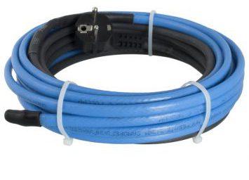 Греющий кабель HPI 13-2CT для внутреннего обогрева труб