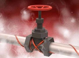 Саморегулирующийся кабель GWS-CR Обогрев трубопроводов