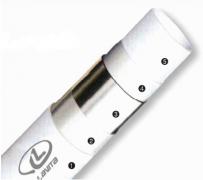 Труба металлопластиковая LAVITA EURO (евро стандарт)