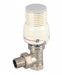 Клапан угловой с термоголовкой AxTCP