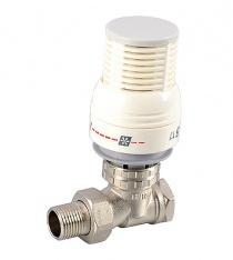 Клапан прямой с термоголовкой MxTCP