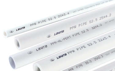 Труба PPR-Glass Fiber-PPR (S 3.2/PN20)