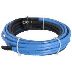 Зачем нужен греющий кабель для водопровода?