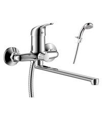 Смеситель одноручный (40 мм) для ванны
