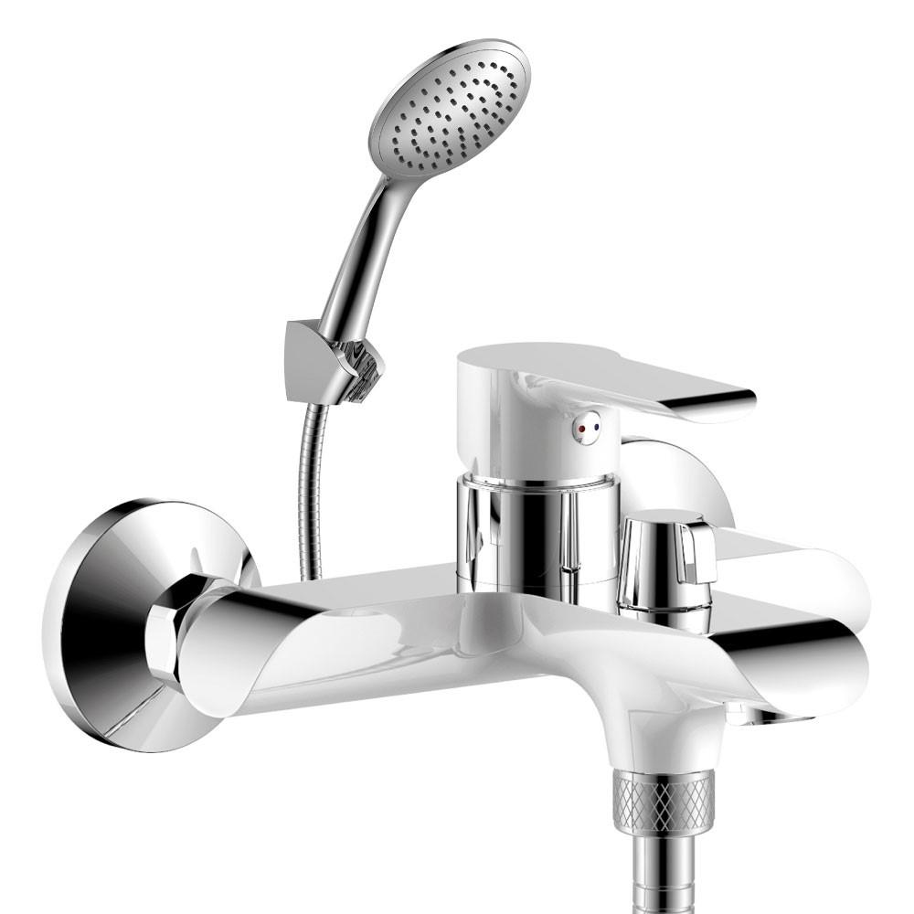 Смеситель одноручный (35 мм) для ванны W35-31