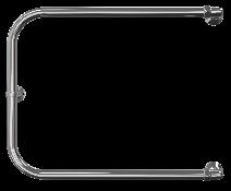 Полотенцесушитель водяной Модель П