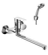 Смеситель одноручный (35 мм) для ванны