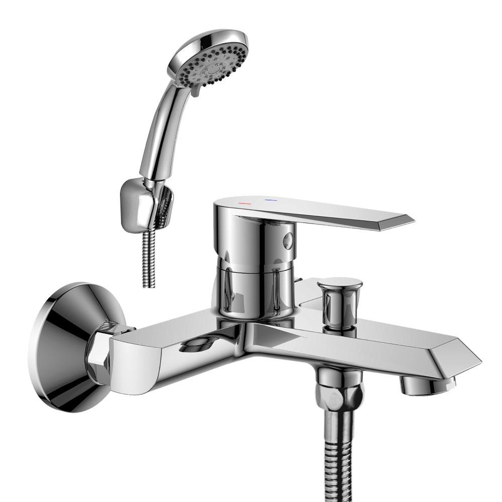 Смеситель одноручный (35мм)  для ванны RS28-31