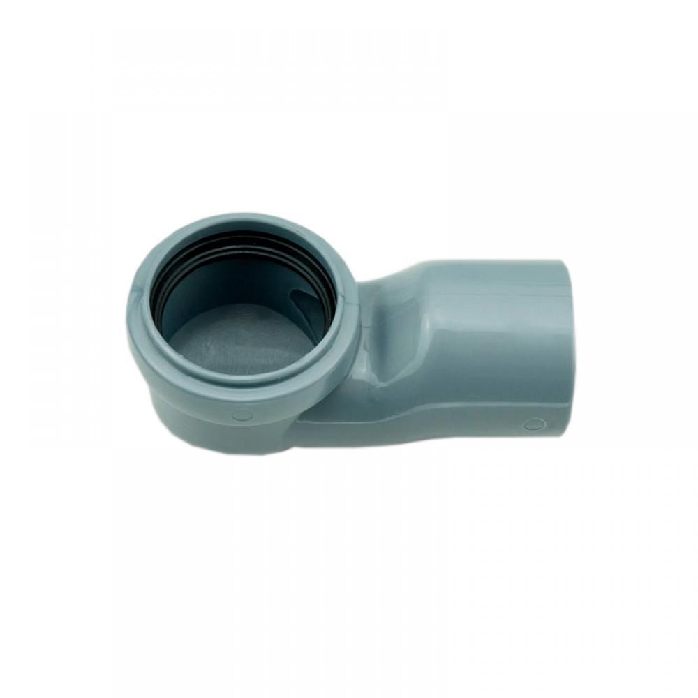 Колено пластиковое 90 град. MAGdrain EL-50 ( DN 50*50 мм )